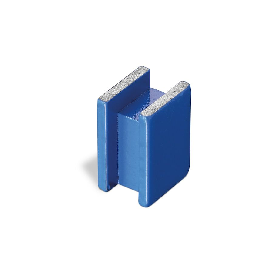 4M RECTANGULAR BLUE COATED MAGNET