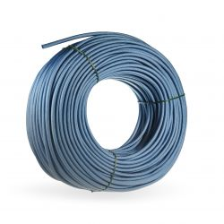 4M BLUE CAPILLARY GLASS FIBER HOSE